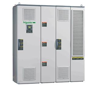 工程型柜式变频器